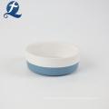 Customized Ceramic Pet Animal Food Feeding Dog Bowl Slow Feed