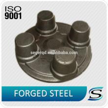 Forgeage à chaud pour le fabricant de pièces en acier