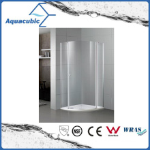 Bathroom Glass Simple Shower Room and Shower Enclosure (AE-LFHY822)