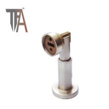 Simple Zinc Magnetic Door Stopper