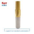 CNC machined  NPTF thread milling cutters