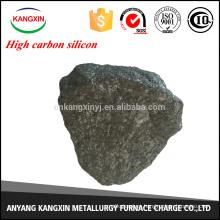 Reemplazo de silicio Ferro proveedor de alto carbono de silicio para la fundición
