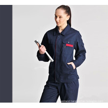 100 % cotton unsex safety workwear