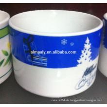 Keramik Kaffeetasse, Nachmittagstee Becher