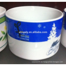 taza de café de cerámica, taza del té de la tarde