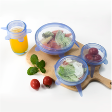 Reusable Hot Sale Silicone Stretch Lids