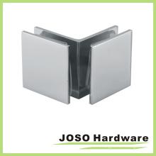 Квадратное стекло для стекла 90 градусов Стеклянный зажим (BC202-90)