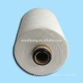 Fils de filaments de rayonne 100% viscose blanc cru / fil de viscose en polyester