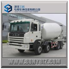 16 Cubic JAC 8X4 Mixer Truck