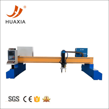 Gantry plasma cutting machine CNC