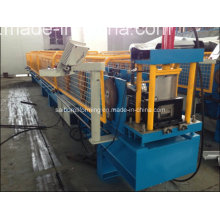 Máquina formadora de rollo de canaleta