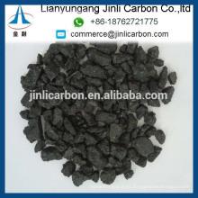 restos de electrodo de grafito de baja calidad con bajo contenido de nitrógeno al 0.01% GES 1-5mm