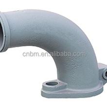 Putzmeister Spare Parts Foldable Elbow DN180-150 90DGR Without hole