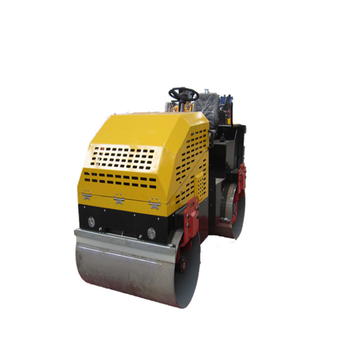 Ride On Diesel Engine Compactor Road Roller