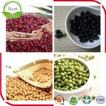 Gran judía negra no modificada genéticamente / judía negra de soja