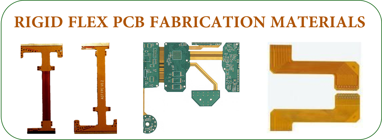 RIGID FLEX PCB FABRICATION MATERIALS | JHYPCB