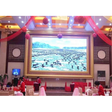 Event Hotel Wedding Screen eenvoudig te installeren