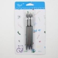 3PCS Metal Mechanical Pencil
