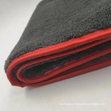 1200GSM Super Soft Long Pile Plush Double Side  Coral Fleece Towel