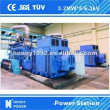 3.2MW Black Start Power Station
