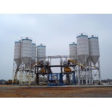 Hzs 180 Stationary Concrete Batching Plant (180m3/h)