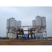 Estação de lotes de concreto estacionário Hzs 180 (180m3 / h)