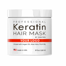 Biotin Collagen Coconut Oil Hair Masque