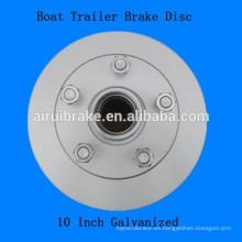 """Disco de freno - disco de freno de 10 """"la parte de freno mecánica del remolque de barco"""