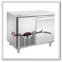 R301 1.2m 1 puerta de lujo Fancooling refrigerador bajo mostrador