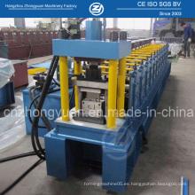 Máquina formadora de rollo en forma de sector con ISO
