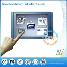 19 inch open frame touch screen monitor