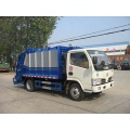 2017 new Dongfeng New real garbage truck price