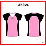 Top Quality Women's Slim Size T-Shirt Sublimation Shirt (su007)