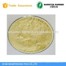 Extrait de grain de café vert naturel de haute qualité (acide chlorogénique 10% -70%)