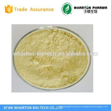 Extracto de café verde natural de alta calidad (ácido clorogénico 10% -70%)