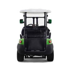 Jardin populaire noble 2 places 48V pas cher mini chariot de golf électrique