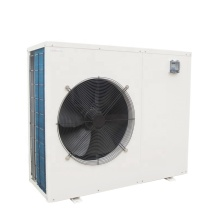 Split Dc Inverter Heat Pump For House Heating