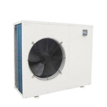 Bomba de calor rachada do inversor da CC para o aquecimento da casa