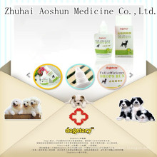 2015 Popular Pet Dog Love Full Eficiência Eye Drops Run
