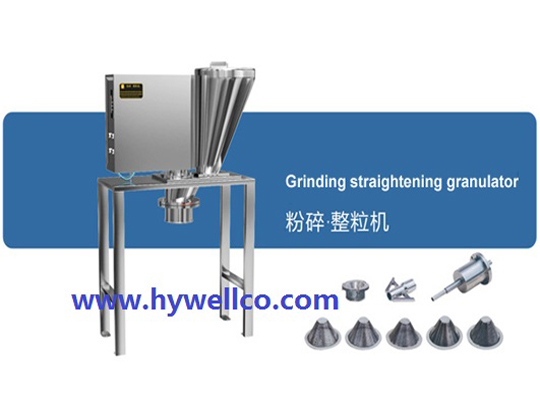 Dried Granules Granulating Machine