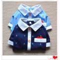 Casual Shirts für Hunde Kleidung Haustier Bekleidung