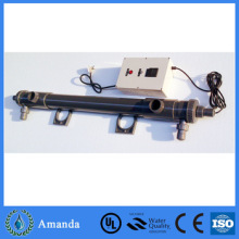 PVC Chamber UV Sterilizer for Aquariums Sterilization