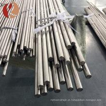 Novo design ti-6al-4 v gr5 barra de titânio para a máquina