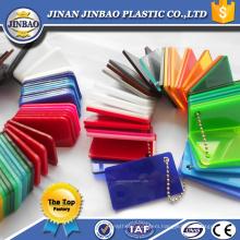 high gloss cheap colorful decorative acrylic sheet panel