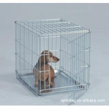Gaiola de coelho/cão do engranzamento de fio soldado novo Design