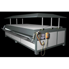Single Mould Sucuking Automatic Acrylic Vacuum Forming Machine
