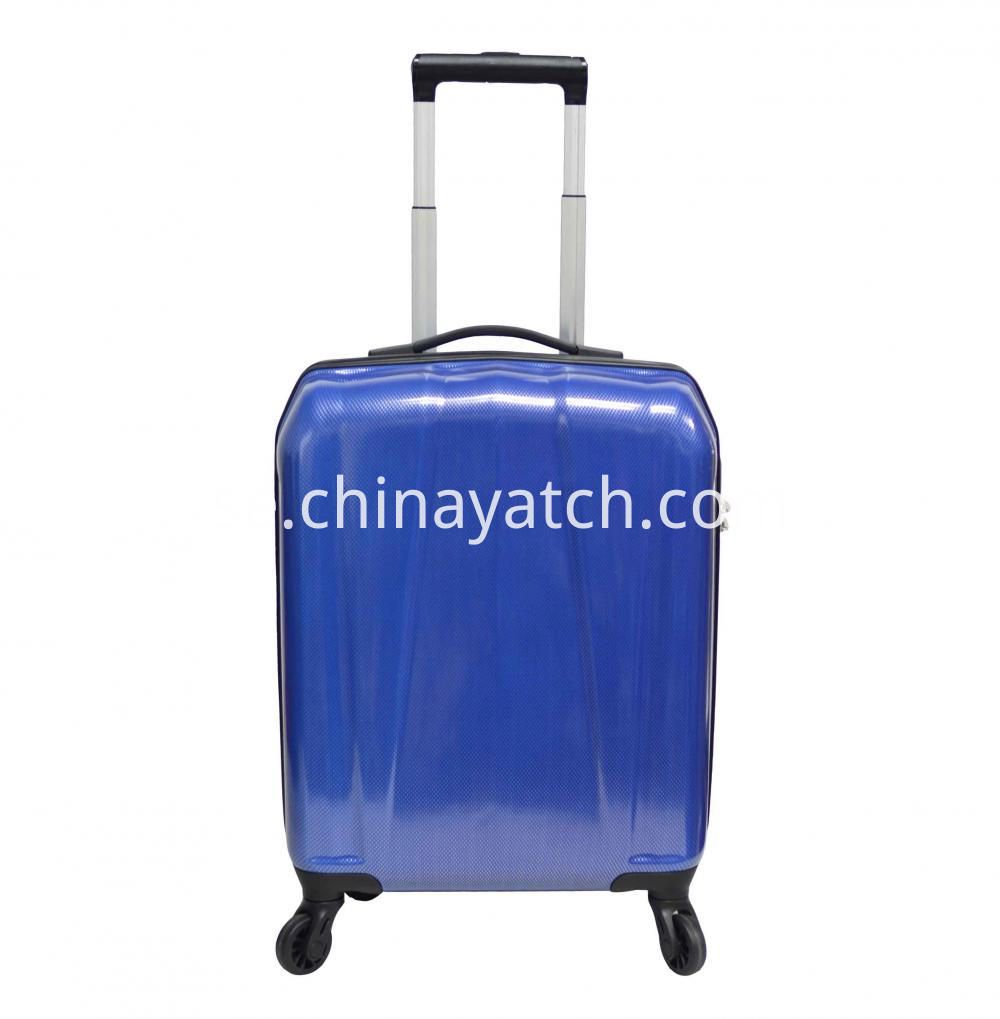 Abs And Pc Alloy Luggage
