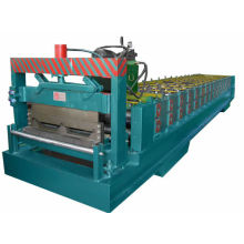 High Speed Corrugated Colored Metal & Aluminum Roofing Sheet Forming Machinery