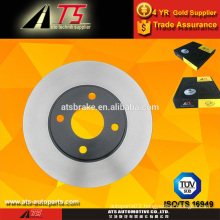 brake disc supplier for high quality disc brake F5RZ1125A for FORD SCORPIO brake rotor