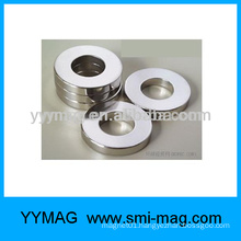 Super Power Neodymium Magnet Ring, Ndfeb Magnet Permanent